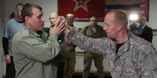 Military Art of Russian Hand-to-Hand Fighting at a Modern Stage of Development