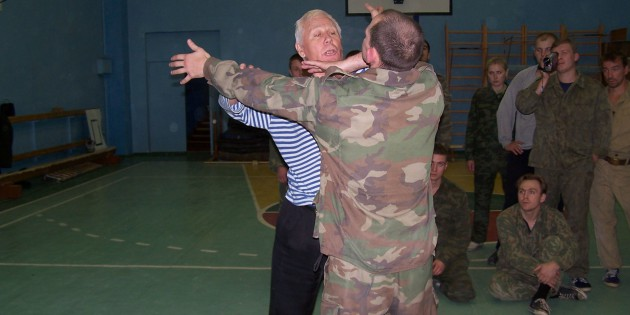 The Structure and Classification of the Hand-to-Hand Combat