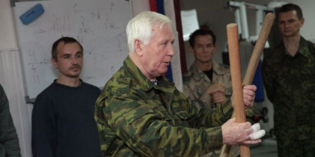 The Kadochnikov Systema: The Balancing of the Object