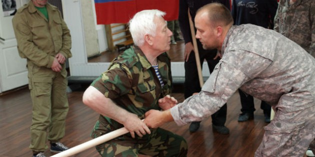 Prince Boris Goliczin: Serving your Fatherland is a Noble Thing