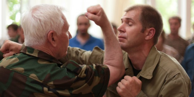 Russian Martial Art: How to Win without a Fight