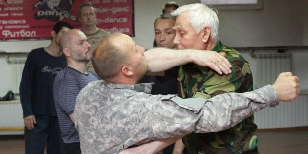 Pavel Slobodir: the Kadochnikov Systema is a Unique System