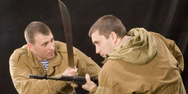 The Kadochnikov Systema: a Sabre as a Weapon