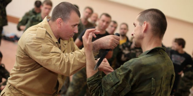 The Kadochnikov Systema: Principles of Interaction in a Hand-to-Hand Fighting