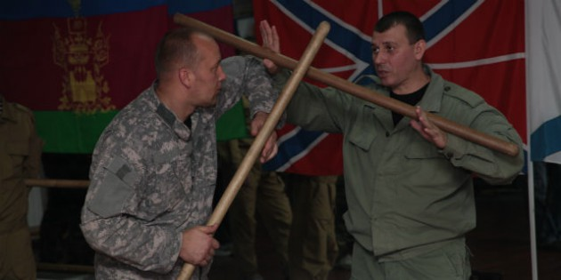 The Kadochnikov Systema: Special Preparation Exercises to Practice Combat Skills