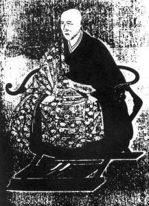 Takuan Soho - a major figure in the Rinzai school of Zen Buddhism